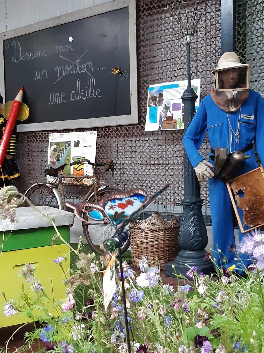 expo apiculture menou