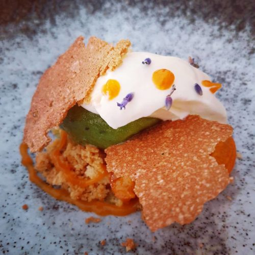 palet breton abricot roti